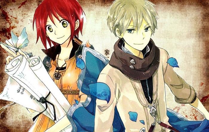 Imagem Promocional de Akagami no Shikaykihime é divulgada