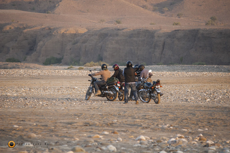 Trip to Cave City (Gondhrani) & Shirin Farhad Shrine (Awaran Road) on Bikes - 23217782571 b96cdf366f c