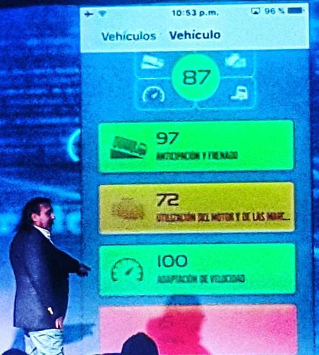 Análisis de camiones conectados de #Volvo con Dynafleet #BigData #IoT