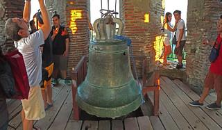 Ilocos Sur - Bantay Bell Tower bell