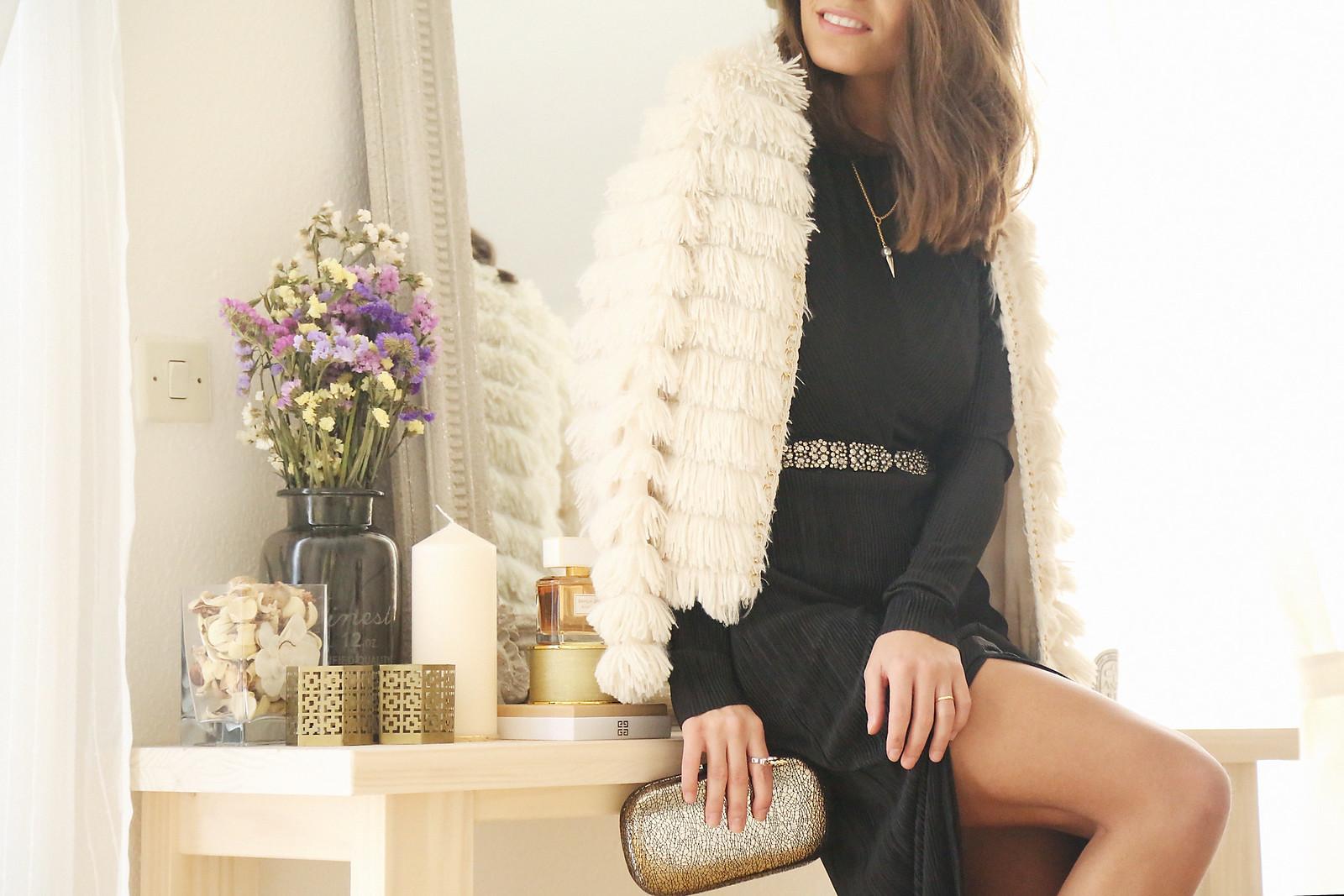 majorica joyas black long dress - jessie chanes 10