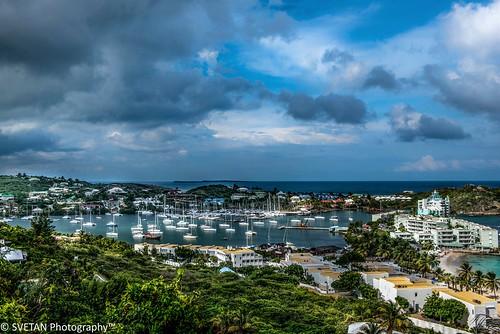 vacation panorama photography nikon caribbean sxm anvar 800e khodzhaev svetan
