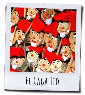 El Caga Tío is een typische kersttraditie die alleen in de provincie Catalonië te vinden is