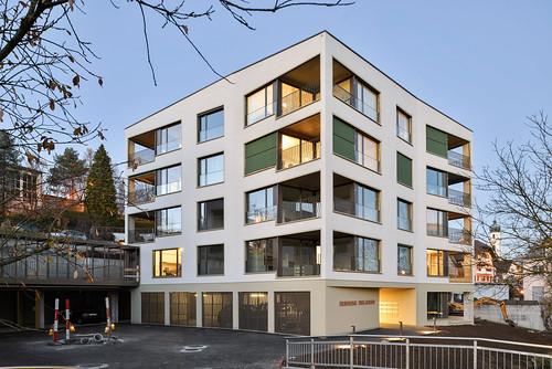Residenz Zielacher (Foto von Alfons Gut)