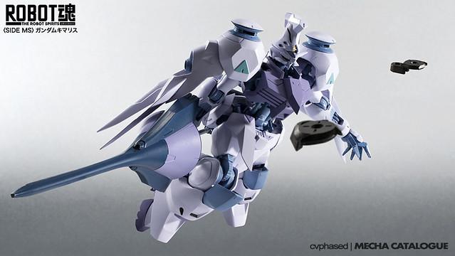 ROBOT Damashii <Side MS> Gundam Kimaris