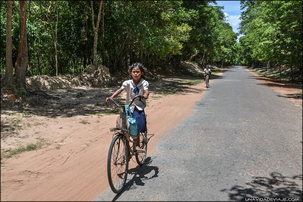 Preah Khan Camboya