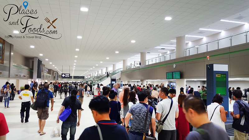 don mueang terminal 2 picture renovated departure hall