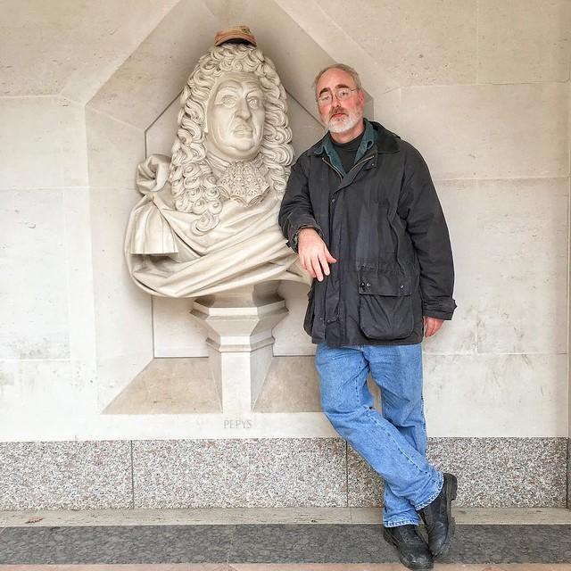 Sam 'n Dave #pepys #london #tw