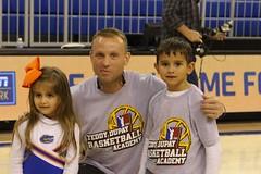 Teddy Dupay Basketball Academy 2016/01/02