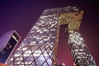 Beijing - CCTV Headquarters by cnmark