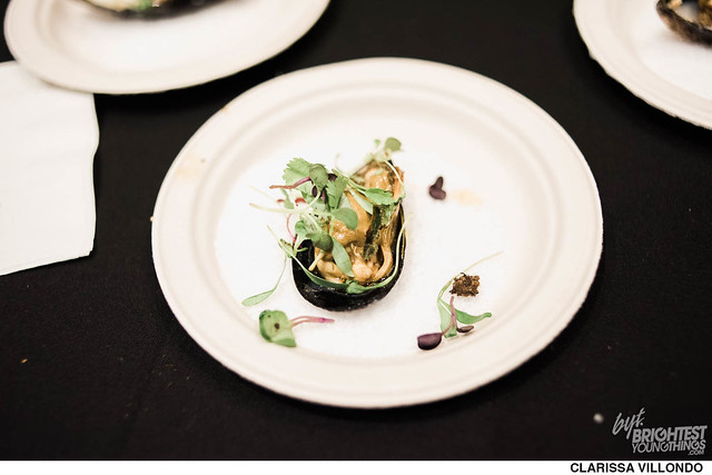 Grilled Oyster Co. at The Chilean Chef Challenge