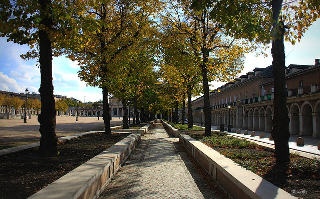 Real Sitio de Aranjuez - Madrid