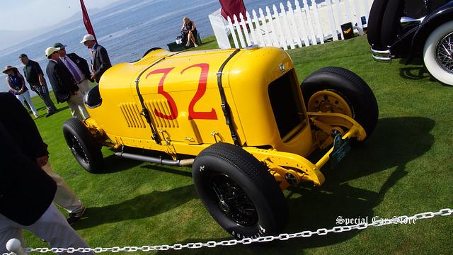 1930 duPont Indianapolis Race Car