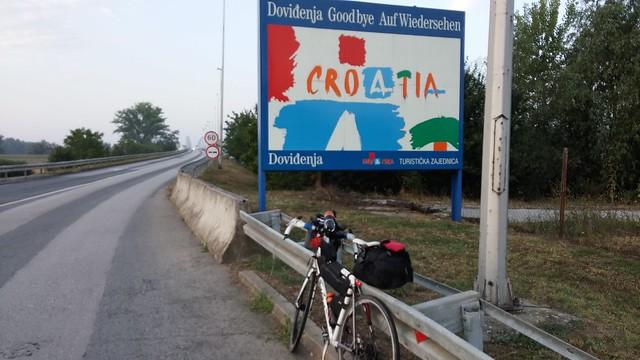 Goodbye Croatia - hello Bosnia