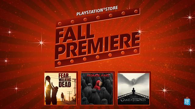 Fall Premiere Event