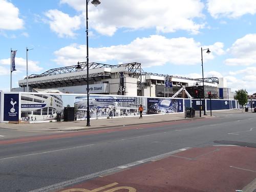 Walk 35 - White Hart Lane - Cheshunt-Enfield-Liverpool Street Overground
