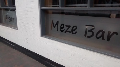 Hisar Meze Bar Orpington Jul 15 1