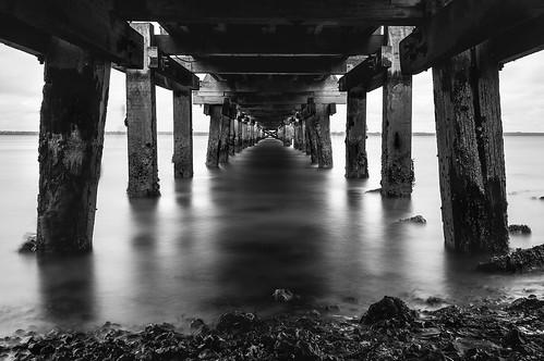 Under the pier // 27 08 15