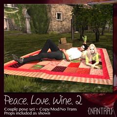 Peace. Love. Wine. 2
