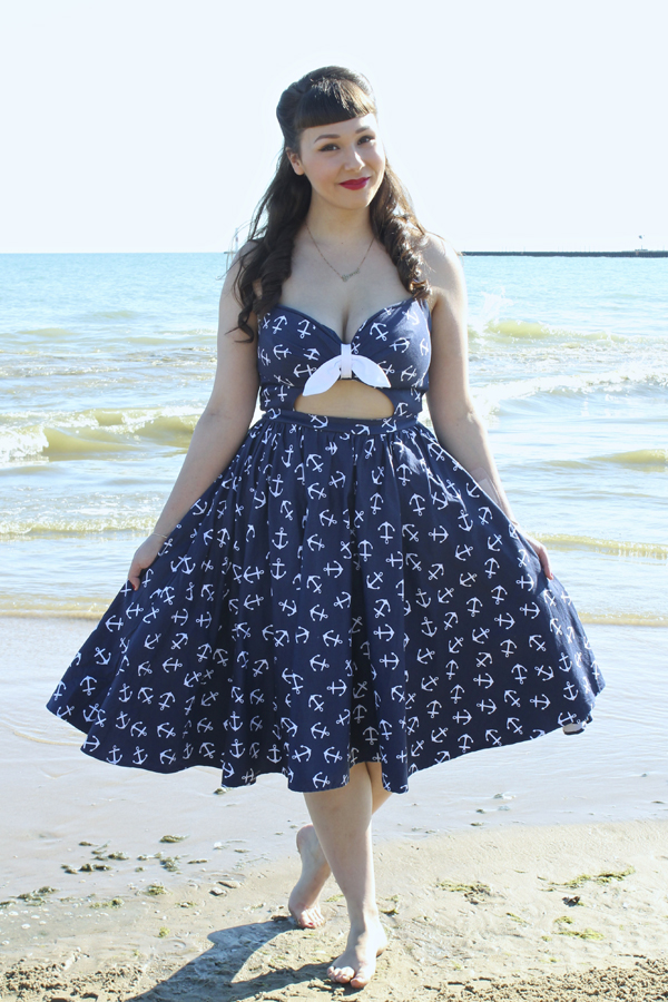 pinup girl clothing renee dress