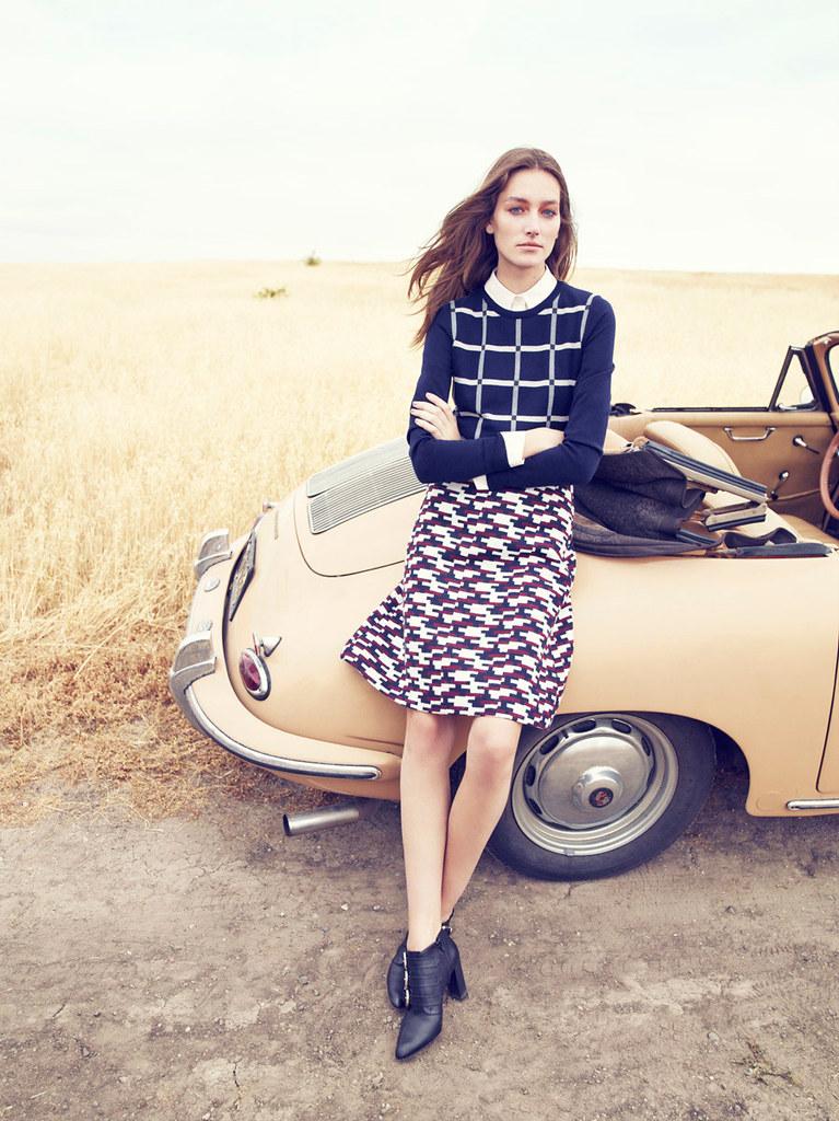 Жозефин Ле Тутур — Фотосессия для «Neiman Marcus» 2015 – 6