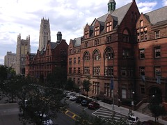 Columbia Teachers College, Harlem