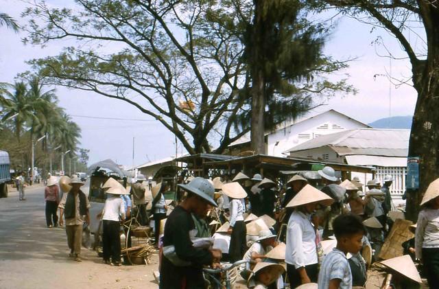 DA NANG Street Scene 1965-66