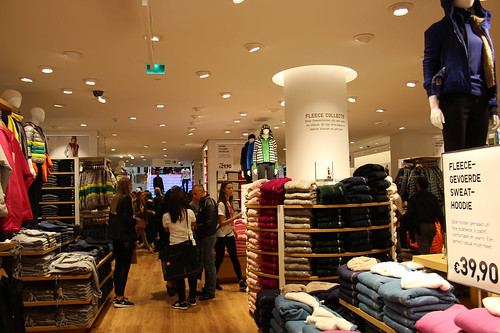 Opening UNIQLO Antwerp