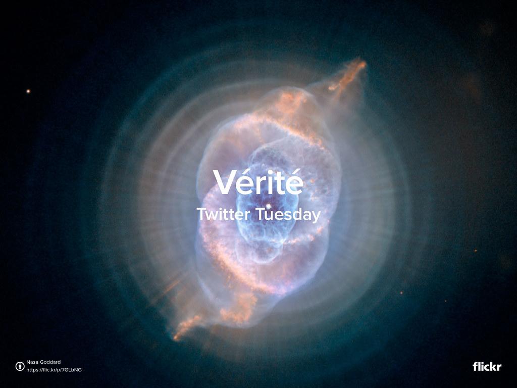 Twitter Tuesday : Vérité #Truth
