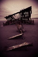 The Wreck of Peter Iredale II