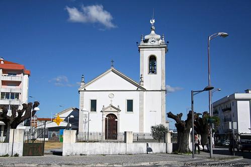 Igreja Matriz de Oliveira do Bairro - Portugal