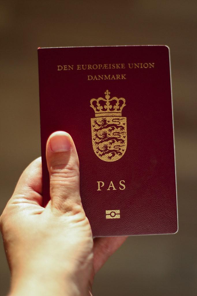 kontroller dit pas i god tid før afrejse
