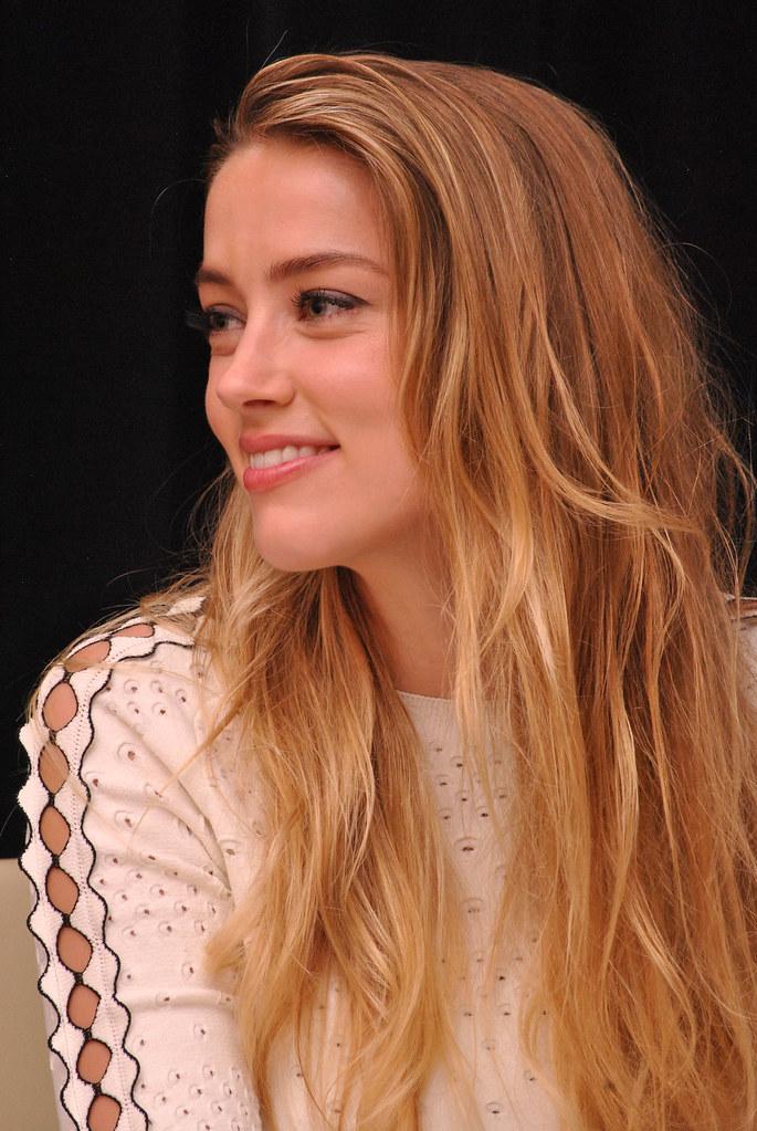 Эмбер Хёрд — Пресс-конференция «Девушка из Дании» на «TIFF» 2015 – 62