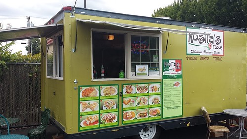 Mexican food cart portland