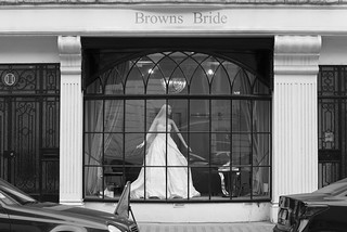 Brown Bride