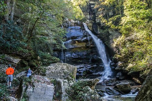 Big Bradley Falls - 3