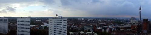 Birmingham Panorama - 1