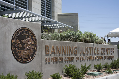Riverside County: Banning Justice Center