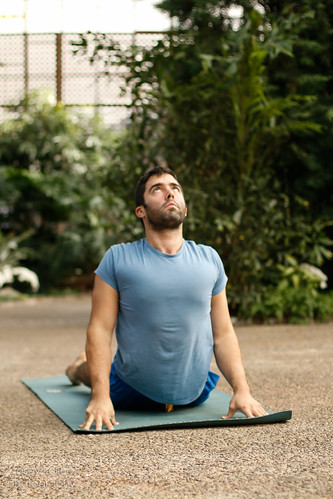 Emile Sorger's Mystical Physical - Bhujangasana