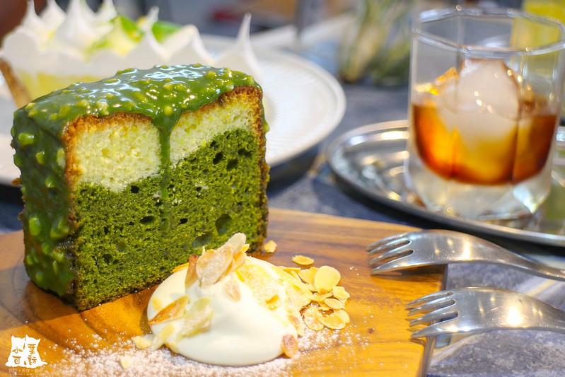 板橋咖啡館.下午茶推薦甜甜點點還是點點甜甜的.TenTenDenDen點點甜甜.板橋捷運站.板橋車站附近咖啡館