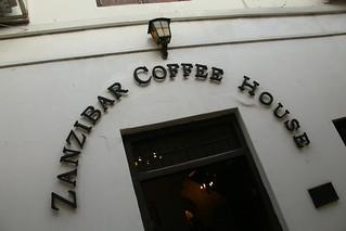 Zanzibar Coffee House.