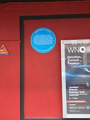 Photo of Blue plaque number 40480