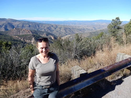 Gila Wilderness - lookout