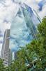 Mirror glass skyline