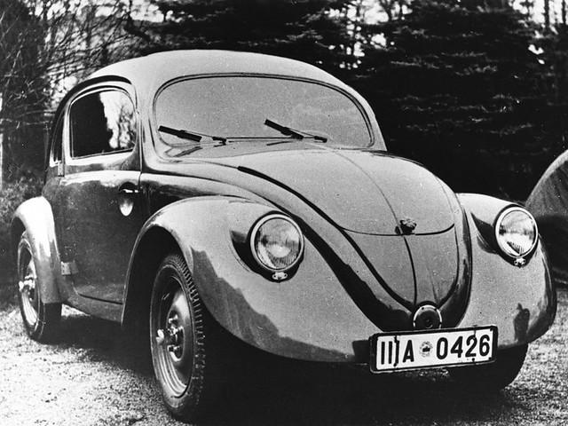 Volkswagen Käfer Prototyp (Typ 30). 1937 год