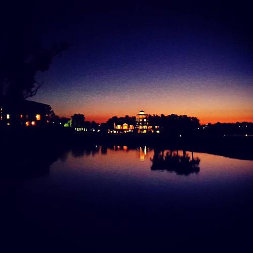 #atardecer #sunset #landscape #latergram #sky #instasky #instasunset