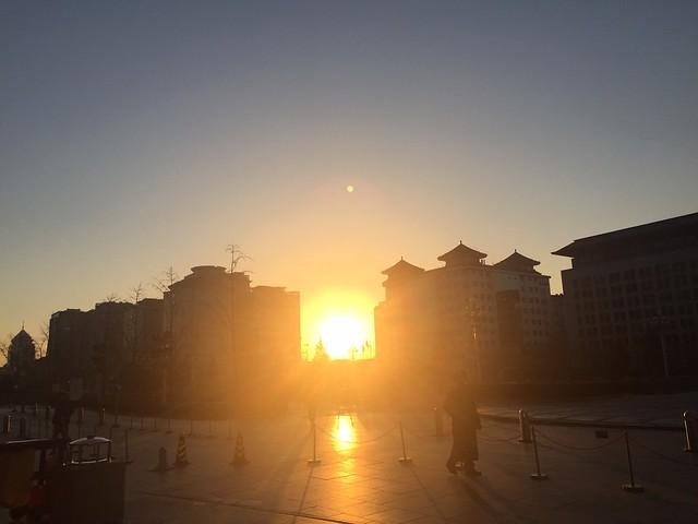 長安街景2