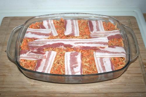 37 - Bacon umklappen / Turn down bacon