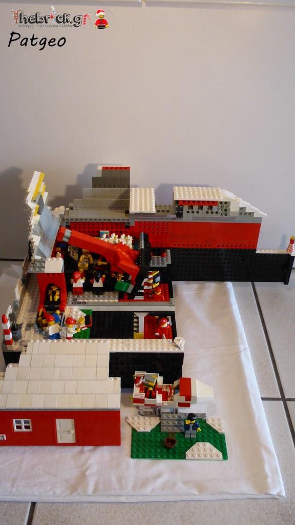 "[BuildtheBrick #2]: ""Santa's Workshop"" 23266178329_e8447eb6c9_b"