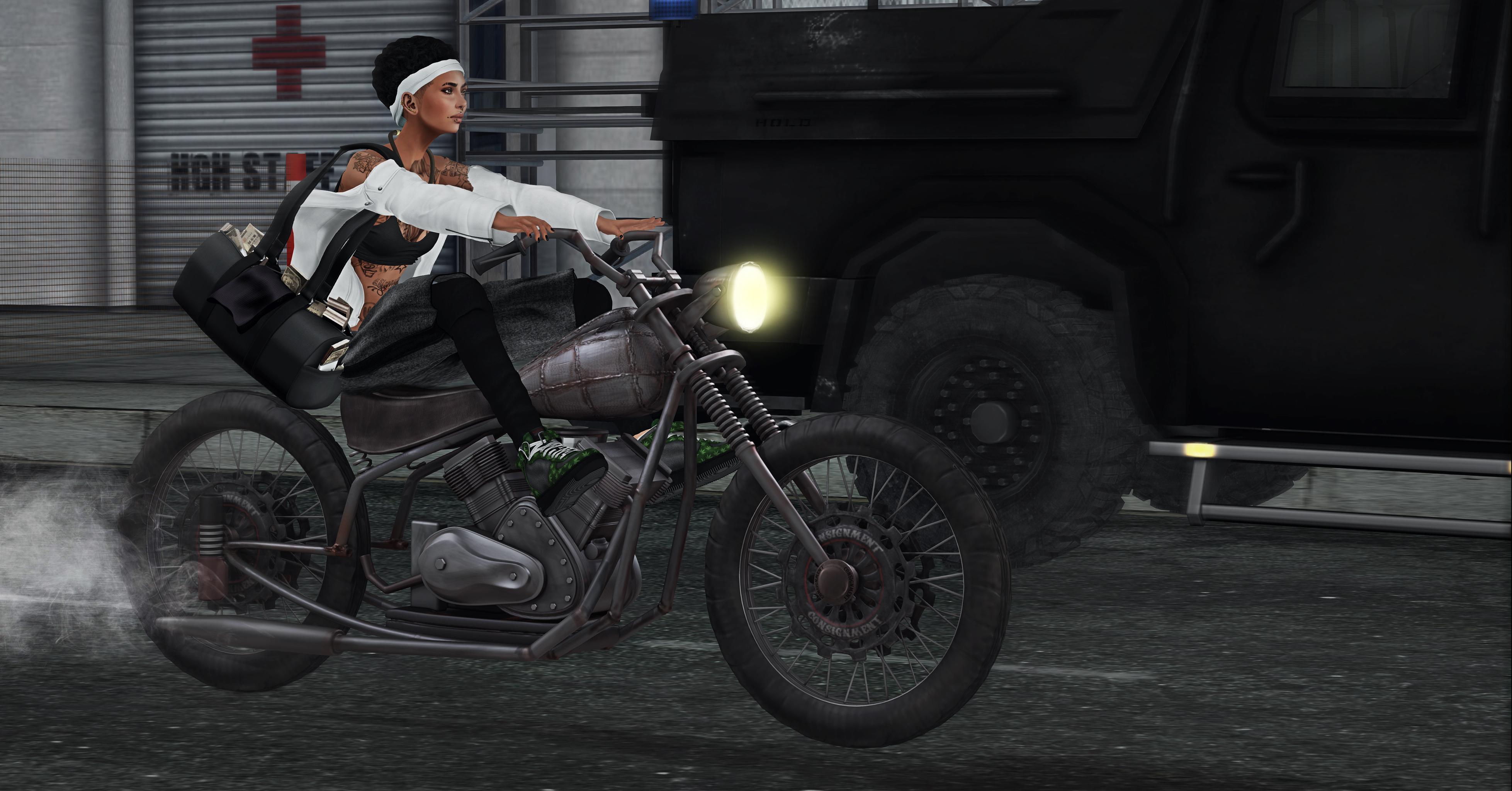 A ride
